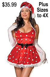 Holiday Pin-Up Plus