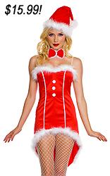 Sexy Santa Tuxedo