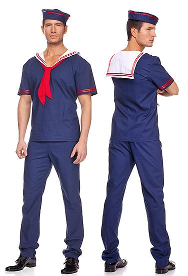 Sailor Cadet Costume
