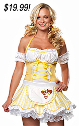 Storybook Goldilocks