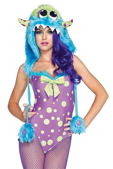sc 1 st  Forward Edge & Flirty Gerty Monster Costume