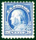 Picture of a Fine Stamp