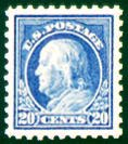 Picture of a Superb Stamp
