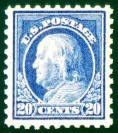 Picture of a Very Fine Stamp